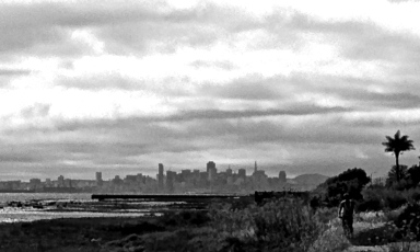 San Francisco from Alameda